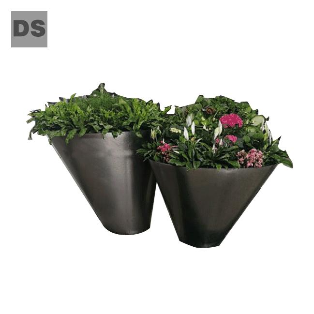 flower pot flower tank