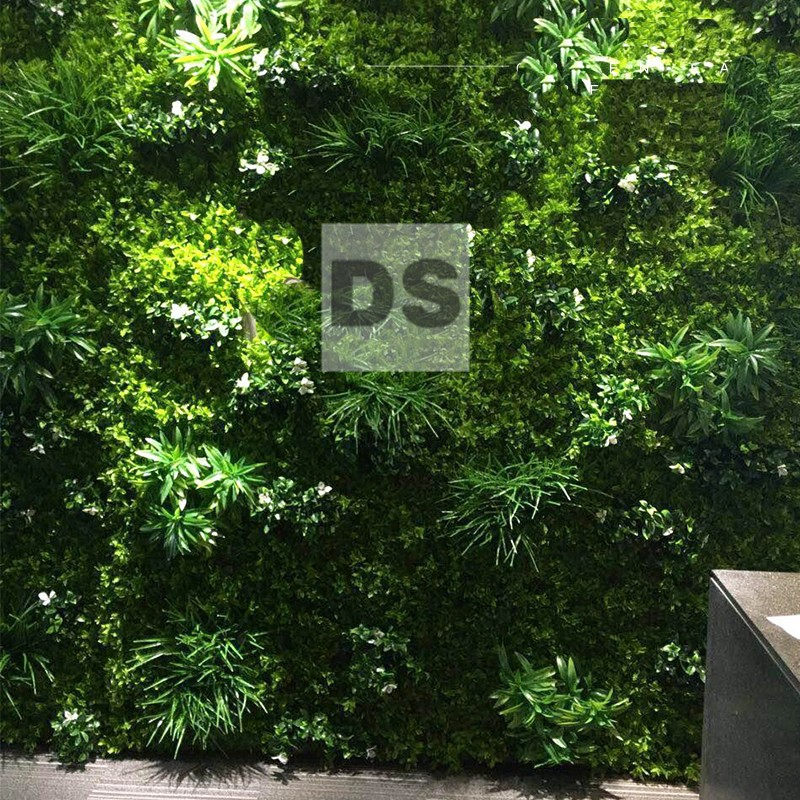 Plant Background Wall