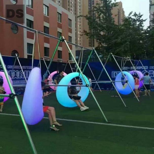 facilities adult children led luminous toys landscape lights