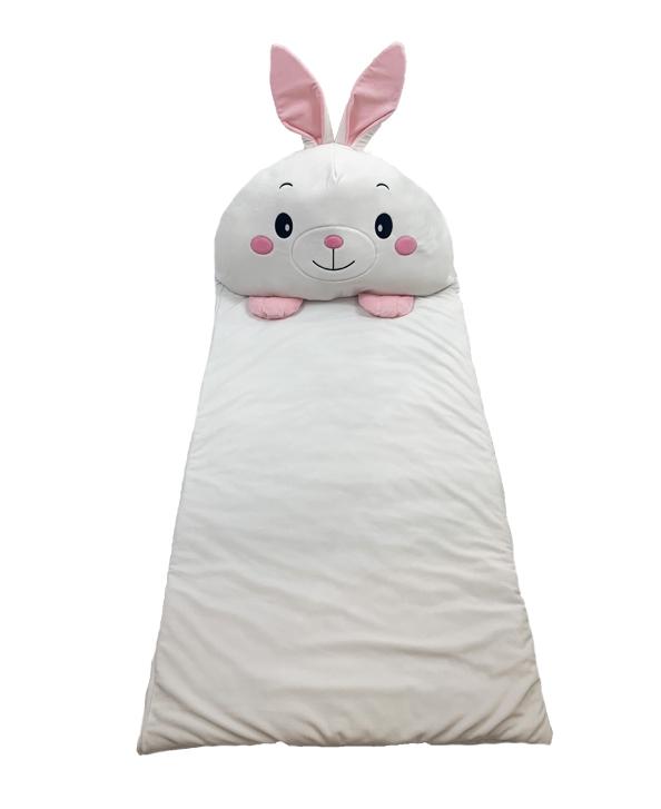 Rabbit happy sleeping bag