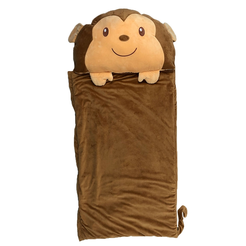 Monkey happy sleeping bag